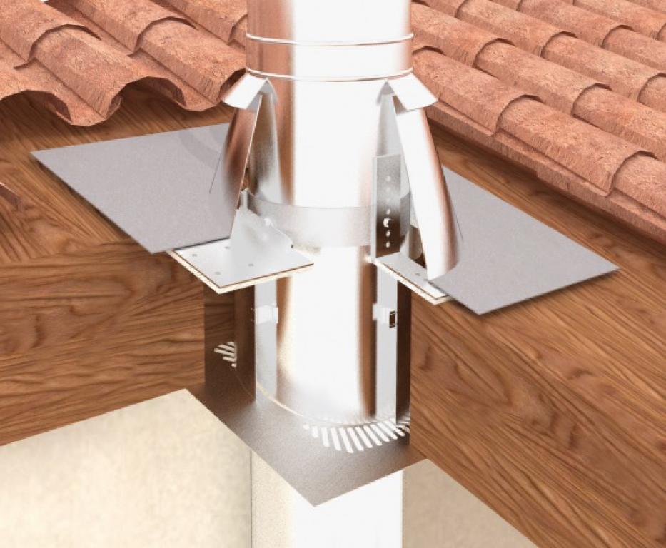 Canne fumarie roccheggiani mod modulo passaggio legna roccheggiani v 1 - Coibentazione parete interna ...