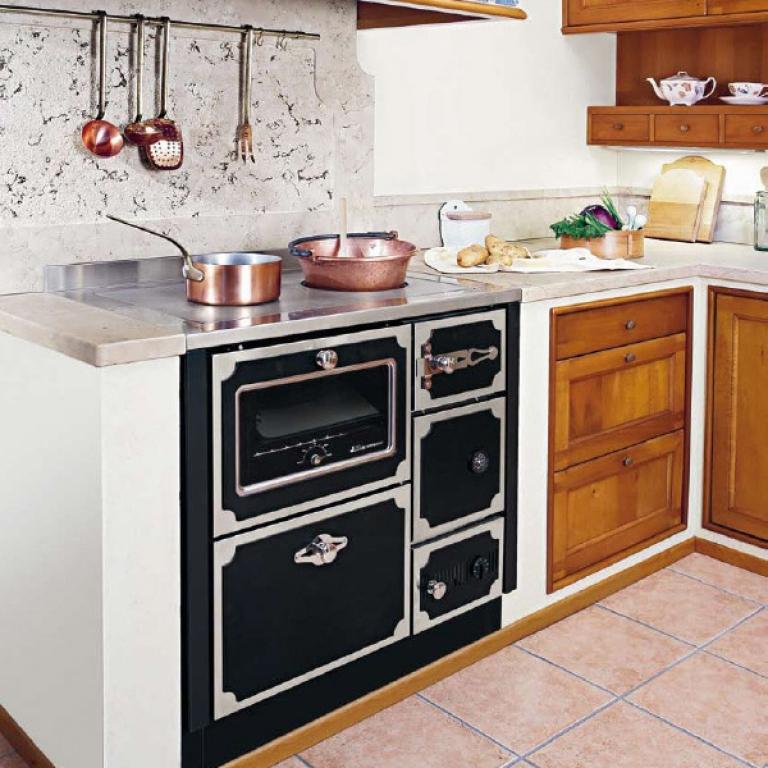 Idro a legna de manincor mod termocucina fk900 - De manincor cucine ...
