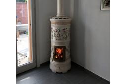 Stufa in ceramica La Castellamonte